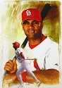 Albert Pujols St. Louis Cardinals Limited Edition Print