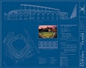 Camden Yards Baltimore Orioles Blueprint