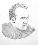 Paul Hornung Green Bay Packers Limited Edition Lithograph By Don Leo