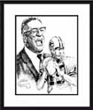 Vince Lombardi/Bart Starr Green Bay Packers Limited Edition Lithograph