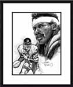 Walter Payton Chicago Bears Limited Edition Lithograph