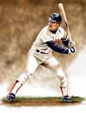 8 X 10 Wade Boggs Boston Red Sox Limited Edition Giclee Series #1