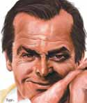 11 X 14 Jack Nicholson Limited Edition Giclee Series #1