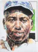 Josh Gibson Homestead Grays Limited Edition Print