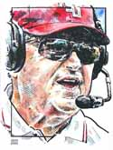 Bobby Bowden Florida State Seminoles Limited Edition Print