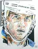 Chris Pronger St. Louis Blues Limited Edition Print