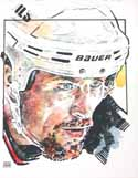 Scott Stevens New Jersey Devils Limited Edition Print