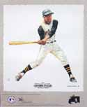 Roberto Clemente Pittsburgh Pirates Lithograph