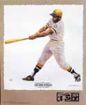 Willie Stargell Pittsburgh Pirates Lithograph
