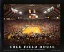 8 X 10 Cole Field House Maryland Terrapins Aerial Print