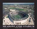 11 X 14 Meadowlands Stadium New York Giants Aerial Print