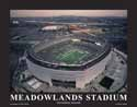 11 X 14 Meadowlands Stadium New York Jets Aerial Print