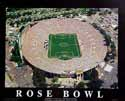 8 X 10 Rose Bowl World Cup Aerial Print