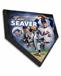 Tom Seaver New York Mets Home Plate Plaque
