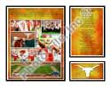 Fight Song Texas Longhorns Milestones & Memories Collage