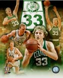 Larry Bird Boston Celtics Photo