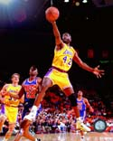 James Worthy Los Angeles Lakers Photo