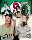Ted Williams Boston Red Sox Photo