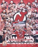 Team Composite New Jersey Devils Photo