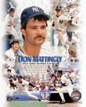 Don Mattingly New York Yankees Photo
