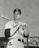 Mickey Mantle New York Yankees Photo