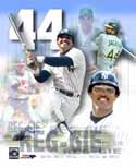 Reggie Jackson Legends Photo