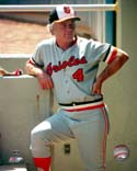 Earl Weaver Baltimore Orioles Photo