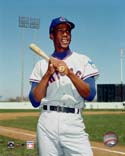 Ernie Banks Chicago Cubs Photo