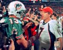 Dan Marino/John Elway  Photo