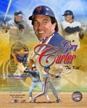 Gary Carter Legends Photo