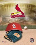 Logo/Cap St. Louis Cardinals Photo