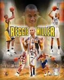 Reggie Miller Indiana Pacers Photo