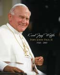 Pope John Paul II  Photo