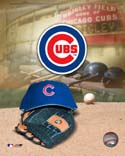Logo/Cap Chicago Cubs Photo