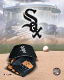 Logo/Cap Chicago White Sox Photo