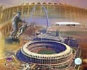 Old Busch Stadium St. Louis Cardinals Photo