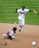 Rafeal Furcial Los Angeles Dodgers Photo
