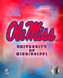 School Logo Mississippi Rebels Photo