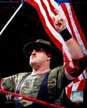 Sargeant Slaughter WWE Photo