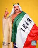 Iron Sheik WWE Photo