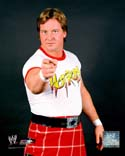 Rowdy Roddy Piper WWE Photo