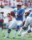 Warren Moon Houston Oilers Photo