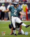 David Akers Philadelphia Eagles Photo