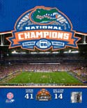 2006 National Champs Florida Gators Photo