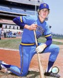 Robin Yount Milwaukee Brewers Photo