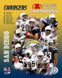 2007 AFC Champs San Diego Chargers Photo