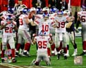 Super Bowl XLII New York Giants Photo