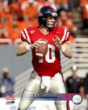 Eli Manning Mississippi Rebels Photo