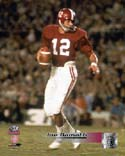 Joe Namath Alabama Crimson Tide Photo