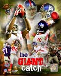 Eli Manning & David Tyree New York Giants Photo